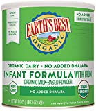 Earth's Best Organic Formula without DHA, 23.2 Ounce