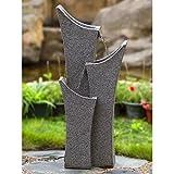 Jeco Gray Sandstone Indoor Outdoor Water Fountain