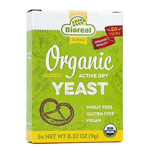Bioreal Organic Active Dry Yeast