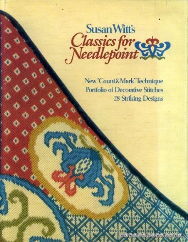 Cove Needlepoint (Susan Witt's Classics for Needlepoint.)