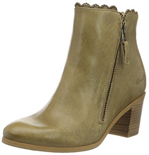 Mara 529 Ankle Women's Beige Boots Taupe Beige Wiesnkönig x054wEZ4