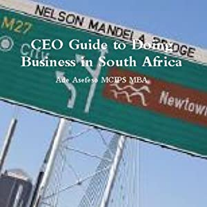 CEO Guide to Doing Business in South Africa Hörbuch