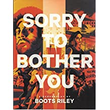 Sorry to Bother You (A Scrrenplay) (2014)