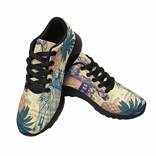 Interesprint Mujeres Jogging Running Sneaker Ligero Go Easy Walking Confort Deportes Zapatillas De Running Multi 1