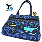 BkWhale® Deep Blue Sea Tote