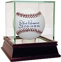 Don Larsen Signed MLB Baseball w/ WS PG 10-8-56 Insc
