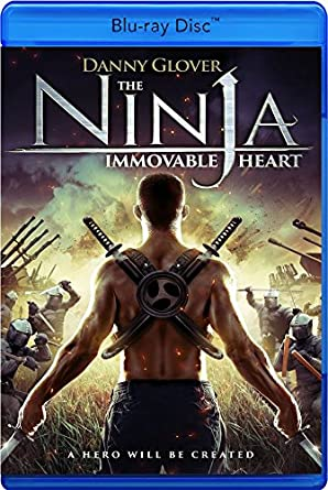 Amazon.com: Ninja Immovable Heart [Blu-ray]: Danny Glover ...