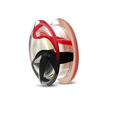 NRG Body Jewelry - Pintura acrílica Transparente, 3 Tonos ...
