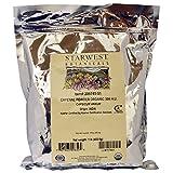 Starwest Botanicals, Organic Cayenne Powder 35K H.U., 1 lb (453.6 g) - 3PC