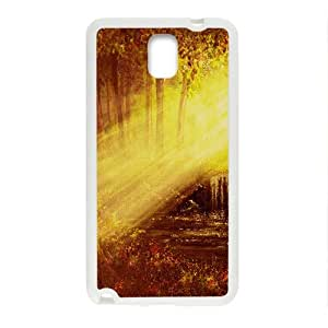Autumn sunset scenery Phone Case for Samsung Galaxy Note3