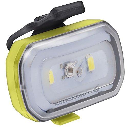 Blackburn Click USB Front Light Hi Yellow, One Size