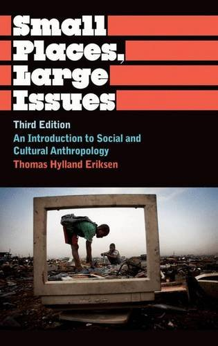 Small Places Large Issues Fourth Edition An Introduction To Social And Cultural Anthropology By Thomas Hylland Eriksen