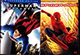 Spiderman , Superman Returns : 2 Pack Collection