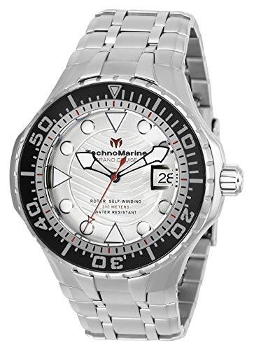 (Technomarine TM-118072 Men's Blue Reef Automatic Watch)