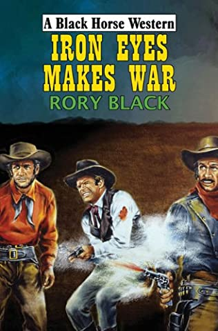 book cover of Iron Eyes Makes War