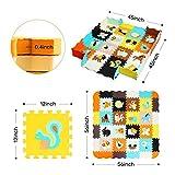Baby Play Mat Infant Foam Puzzle Playmat