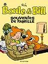 Boule et Bill, T8: Souvenirs de famille par Roba