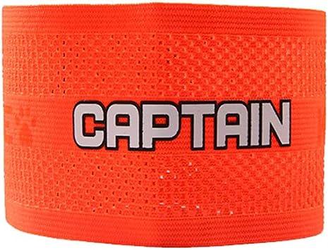 KELME - Brazalete de capitán de fútbol, Color Fluorescence Orange, tamaño Talla única: Amazon.es: Deportes y aire libre