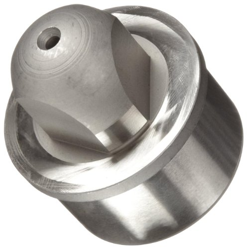 """Bullet Nose Fit Locating Pin, Carbon Steel, 9/16"""" Diameter, 21/32"""" Length, Made In USA"""