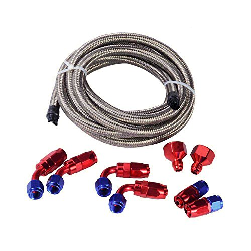 stainless steel fuel line - 5