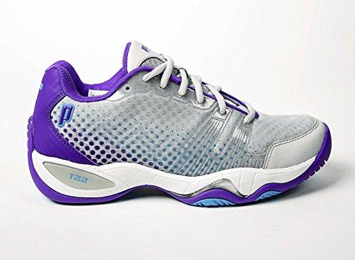 Prince T22 Lite W  - Zapatillas para mujer Gris
