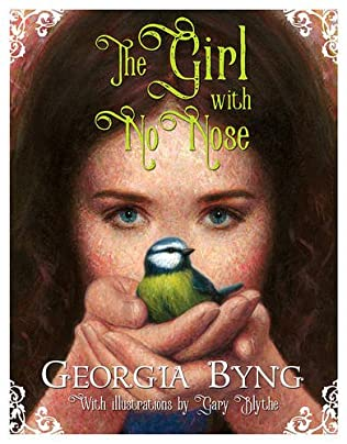book cover of The Girl With No Nose