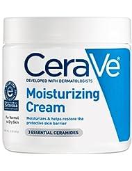 CeraVe Moisturizing Cream 16 oz Daily Face and Body Moisturiz...