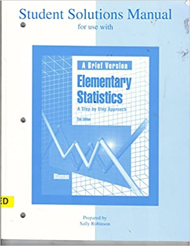 Elementary Statistics A Step By Step Approach A Brief Version 2nd