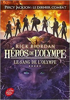 Torrent Descargar Español Héros De L'olympe - Tome 5: Le Sang De L'olympe Documento PDF