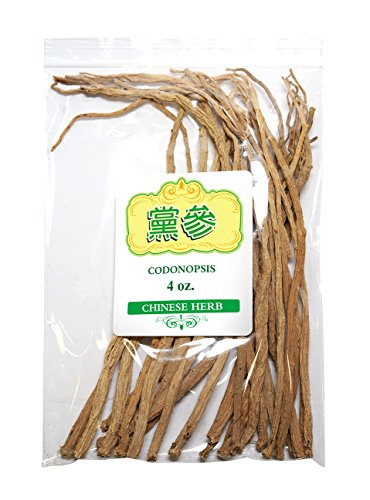 High Quality Codonopsis Dried Roots Dang Shen 党参 4 Oz Review