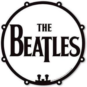The Beatles Apple Logo Mouse Pad/Mouse Mat (Drum)
