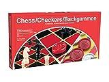 Chess/Checkers/Backgammon Set