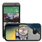 Super Stellar Slim PC Hard Case Cover Skin Armor Shell Protection // M00051643 macro bokeh aero architecture rolex // HTC ONE M8