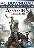Assassins Creed III - Deluxe - Steam DRM - PC Download