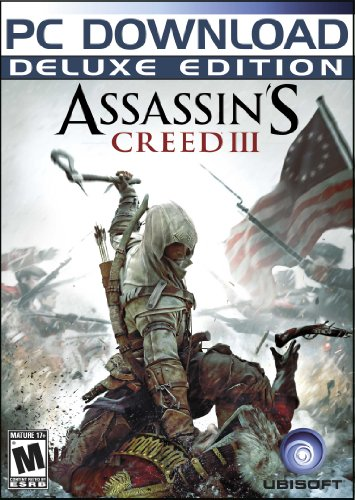 Assassins Creed Iii   Deluxe   Steam Drm   Pc Download