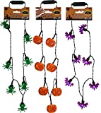 Halloween String Necklace - Light Up Necklace - 3 pack