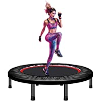 Household Trampoline Adult Gym Slimming Equipment Bungee Trampoline Folding Jump|Bearing Weight 150kg