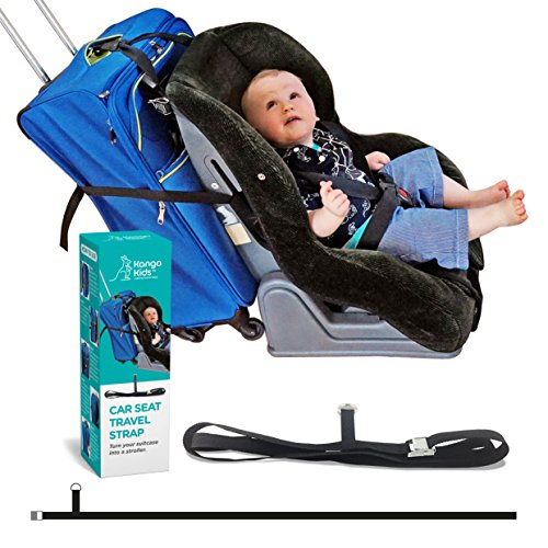 Airline Car Seat Stroller - 9