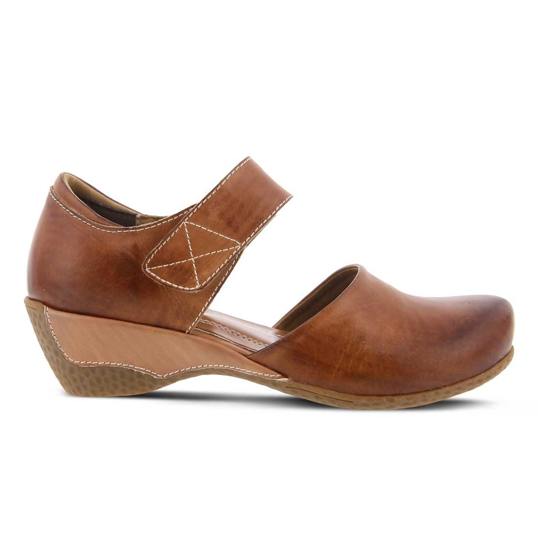 Spring Step Women's Gloss Mary Jane Shoe Brown by Spring Step (Image #4)