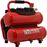 Fini F3GST 3-Gallon 150 PSI Stack Tank Compressor