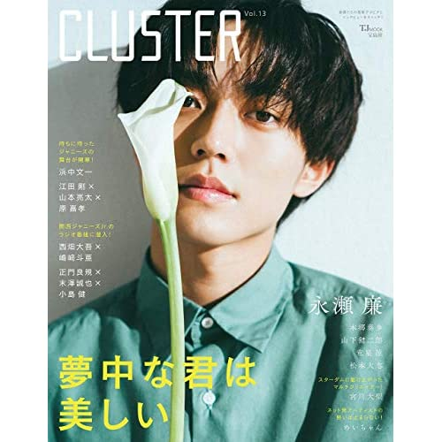 CLUSTER Vol.13 表紙画像