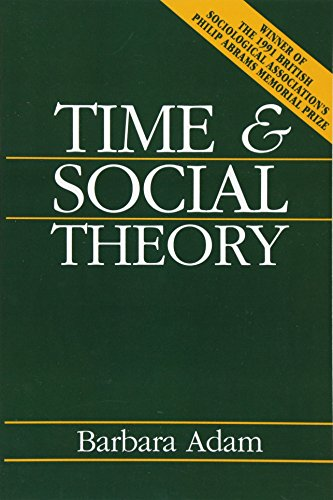 B.O.O.K Time and Social Theory T.X.T