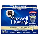 Maxwell House French Vanilla Coffee Keurig K-Cup Pods, 12 Pods