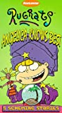 Rugrats - Angelica Knows Best [VHS]: more info
