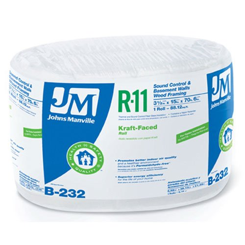 JOHNS MANVILLE INTL 90003717 R11 15 x 70'6'' Kraft Roll by JOHNS MANVILLE INTL