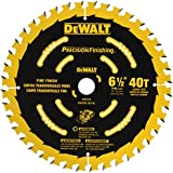 DEWALT DW9196 6-1/2-Inch 40T Precision Framing Saw Blade