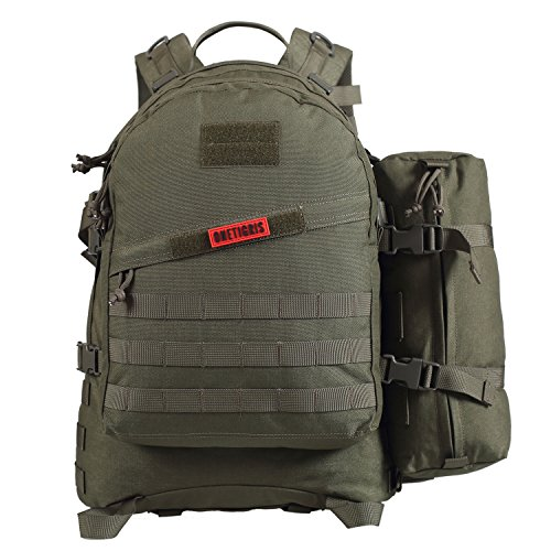 OneTigris BUSHCRAFTER Tactical Military Backpack