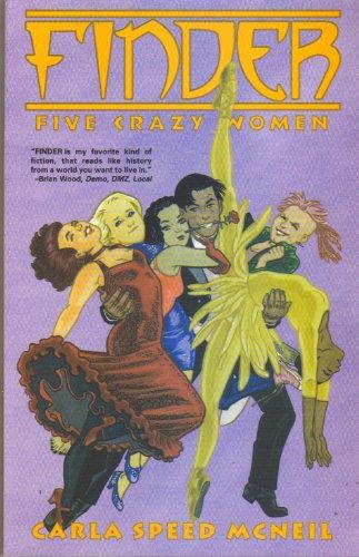 Finder: Five Crazy Women