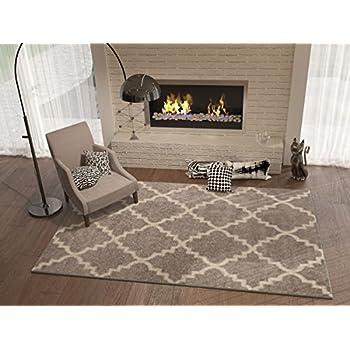 5x8 area rugs on sale target this item grey silver rug trellis modern geometric wavy lines living dining room bedroom kitchen carpet under 100 dollars