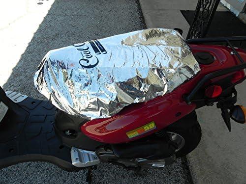 CoolAss Medium Heat Reflective Waterproof Scooter Seat Cover Vespa Honda
